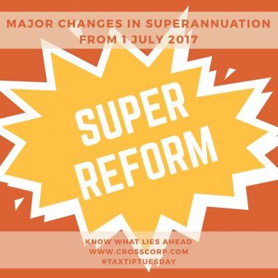 Superannuation Reform