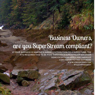 SuperStream Compliant