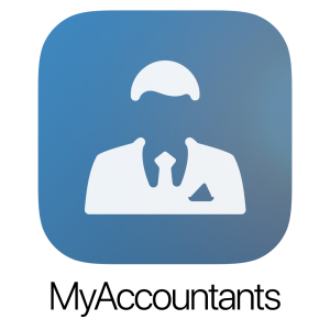 MyAccountants App icon crosscorp