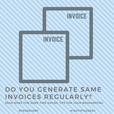 Recurring Invoices