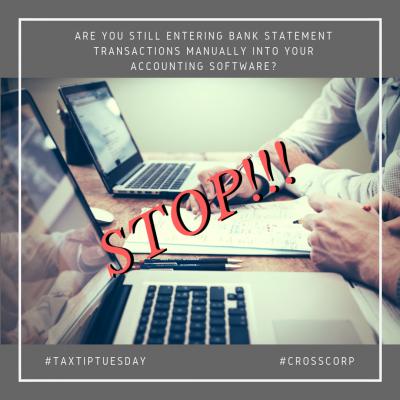 Bank Feeds – Accounting Software