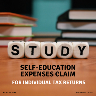 Self-Education Expenses Claim