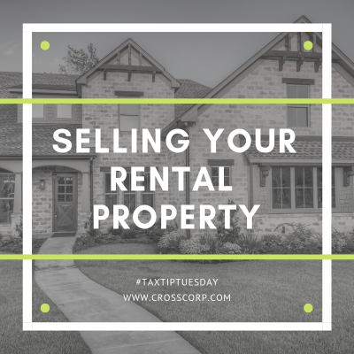 Selling your rental property