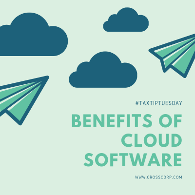 Benefits of Cloud Software