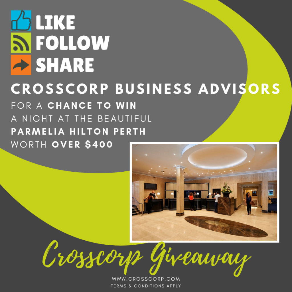 Crosscorp Giveaway