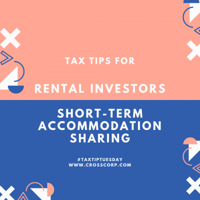 Tax Tips for Rental Investors