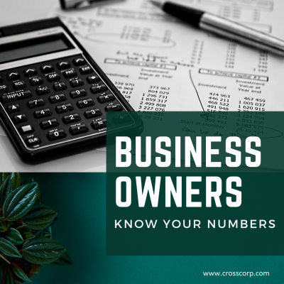 Business Owners – Know your numbers