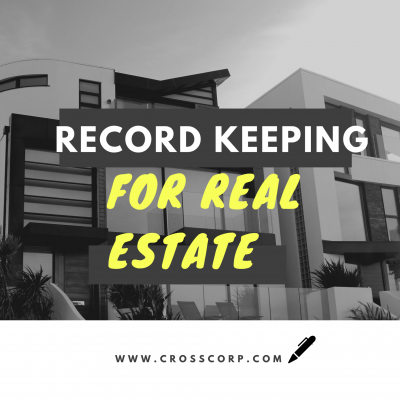 Record Keeping for Real Estate